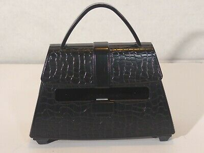 Post-it Black Purse Sticky Note Dispenser 3 X 3 Textured Post It Notes 3m