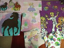 Single bed bedding bulk lot 3 x quilts and 2 x sheet sets in GC Springfield Ipswich City Preview