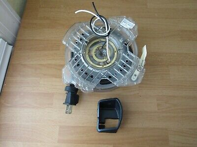 Hoover S3765 S3755 Power Cord Rewind Recoil Reel Bagless Windtunnel Vacuum  Hoover Vacuum Power Cord