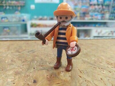 Marinero Pescador de la Serie 19 de Playmobil