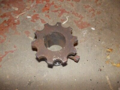 Massey Harris 22 81 30 Tractor Original Mh Drive Shaft Sprocket Flat Head Engine
