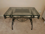Wrought iron coffee table Middle Swan Swan Area Preview