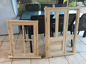 Cubby house door and window Viveash Swan Area Preview