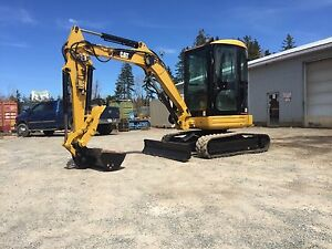 2005 Cat 303CR excavator for sale LOW HOURS