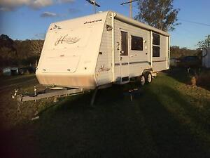 2003 JAYCO HERITAGE Gympie Gympie Area Preview
