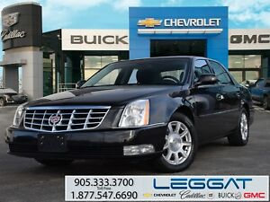 2011 Cadillac DTS 1SA PREFERED EQUIPMENT GROUP