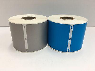 Blue 30256 Labelwriter Printer Shipping Labels 2-516x4 30 Rolls - 300roll