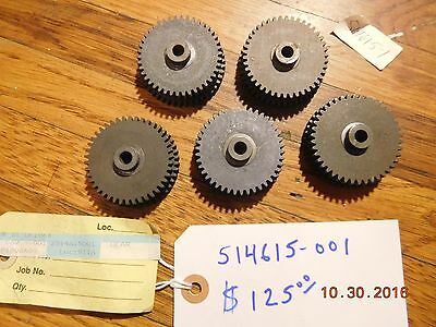 A.o. Smith Meter 514615-001 Intermediate Pinion Gear