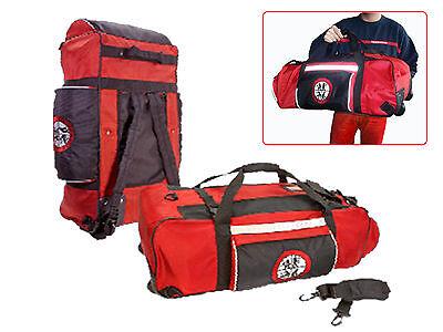 Trolley für Einsatzkleidung, Einsatztasche f. Feuerwehrjacke (Feuerwehr-rucksack)