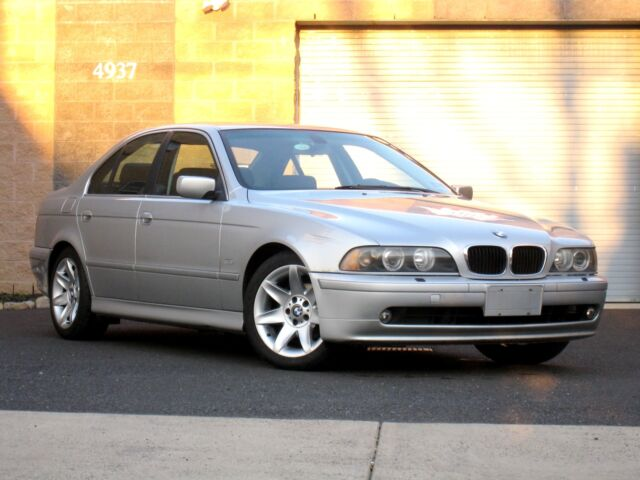 Image 1 of BMW: 5-Series 525i M…
