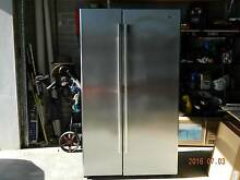 Westinghouse SS 700L Stainless Steel Side by Side fridge WSE700SF Glen Alpine Campbelltown Area Preview