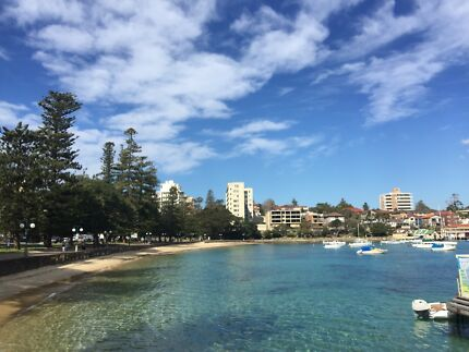 Oceanview studio for 2 or 3 friends share in Manly, all included Manly Manly Area Preview