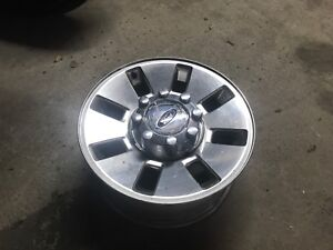 """4 Mags 18""""aluminum Ford F-250"""