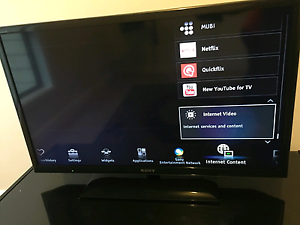 """Sony KDL-40EX650 40 """"Full HD Smart TV South Yarra Stonnington Area Preview"""
