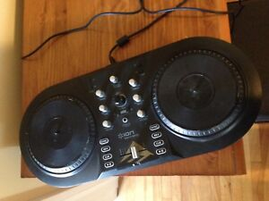 Ion Discover Dj Beginner Turntable