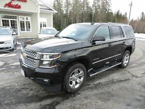 2018 Chevrolet Tahoe LT HEATED LEATHER, SUNROOF, NAVI!!