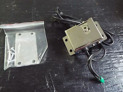 Hln4024b Box Mic Hang Up Mechanism Motorola Mitrek Motrac And Micor Hand Mike