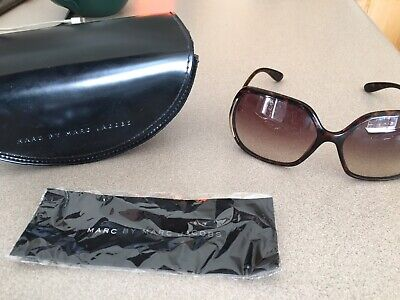 Marc By Marc Jacobs Authentic Oversized Women's Sunglasses 115/S Tortoise Brown