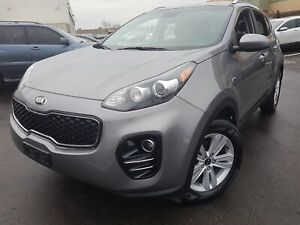 2017 Kia Sportage LX AWD-super clean-in and out