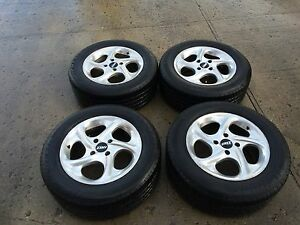 For Sale ,Eagle Aluminum 16 x wheels and Tires