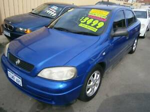 Holden Astra***FREE 12 MONTHS WARRANTY*** Bayswater Bayswater Area Preview