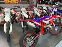 Beta RR+RACING 2021 125/200/300 XTRAINER +4ST ENDURO MODELS IN STOCK FROM £6995