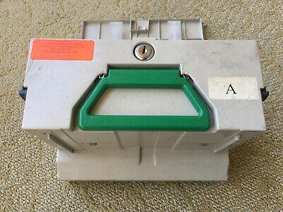 Triton Atm Machine Tdm-100 Cash Dispenser Cassette A Mech-s Cassette 9100