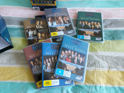 The West Wing - complete DVD collection