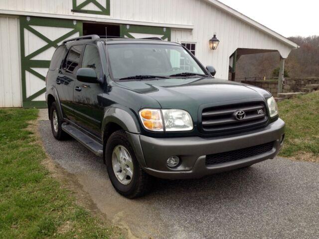 2003 Toyota Sequoia For Sale