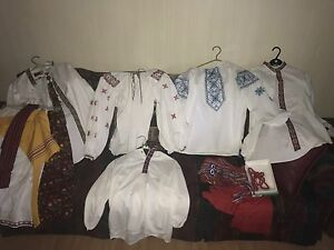 Ukrainian Dance Clothing