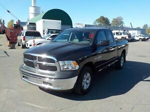 2015 Dodge RAM 1500 ST Quad Cab Short Box 4WD