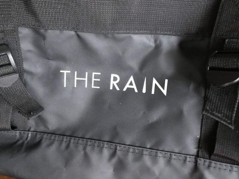 Netflix The Rain Cast And Crew Weatherproof 35L Waterproof Duffle Bag