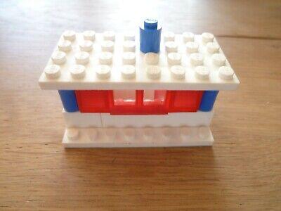 Lego 211 50er Stadt Haus 50er 50s Small House Set 1957 vintage mursten