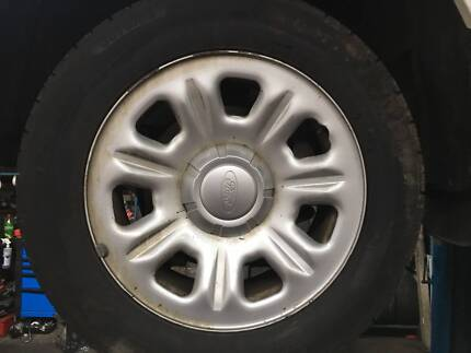 Ford Territory wheels 17inch