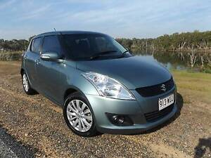 2011 Suzuki Swift Hatchback Yeppoon Yeppoon Area Preview