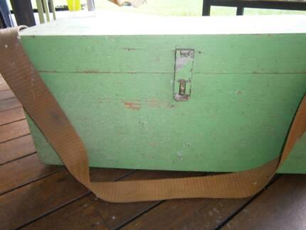 Vintage Timber Box