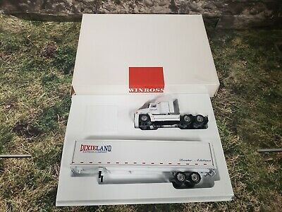 S Winross 1/64 S Scale Dixieland Freightliner Tractor  53' Trailer   New in Box