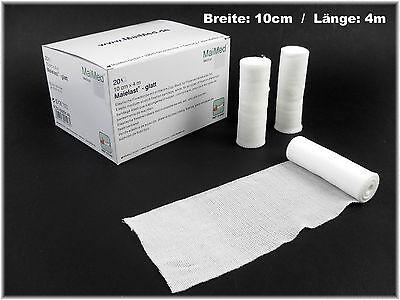 100 elastische Fixierbinden 10cm x 4m Maielast alterat. zu Elastomull Mullbinde