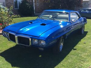 1969 FIREBIRD SOUGHT AFTER RELIC WITH NEWER BODY