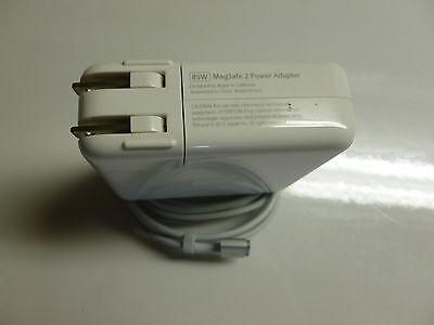 Authentic  Apple 85W MagSafe 2 A1424 Power Adapter MacBookPro 15