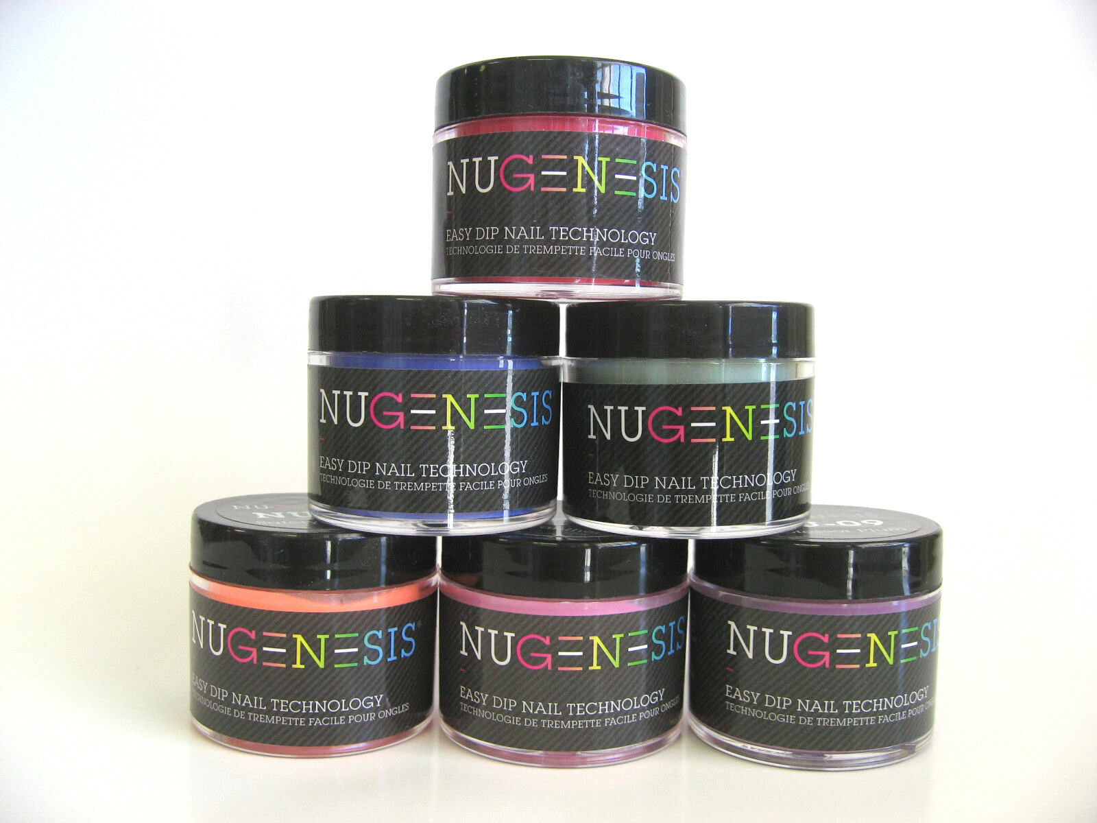 NuGenesis Easy Dip 15 oz Dipping Powder Part 2 Like SNS Get 5 off 2nd Item