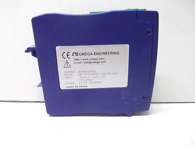 Omega Drf Rtd 24Vdc Signal Conditioner