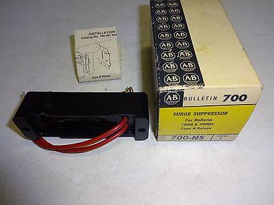 Allen Bradley Surge Suppressor 700-n5 Series C