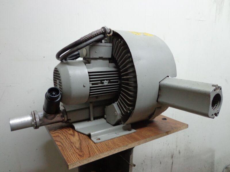 Siemens Vacuum Pump Blower Elmo-G 2BH6 110-0HK13-Z