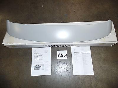 OEM REAR SPOILER WING AIR DAM KIT NEW VW GOLF JETTA WAGON 09-14 primer 1K9071640 Oem Wing Spoiler