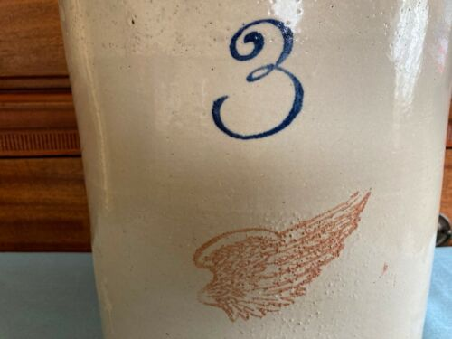 Red Wing  3 gallon Jug large wing