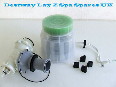 Lay-z Spa Air blower Motor & Relief Valve  'new' for chassis type '  'WARRANTED