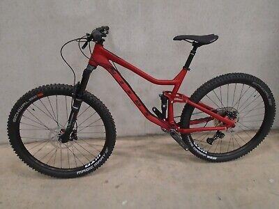 Vitus Mythique 29 VRS Mountain Bike (2021) - LARGE - RED