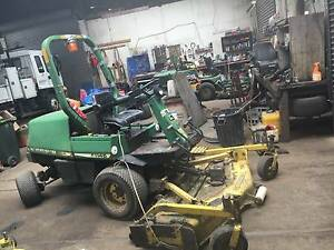 John Deere F1145 Commercial Ride On Mower Marlo East Gippsland Preview