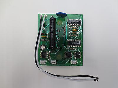 Bunn-o-matic Switch Control Board 3-button - Part Bunn 05178.0000